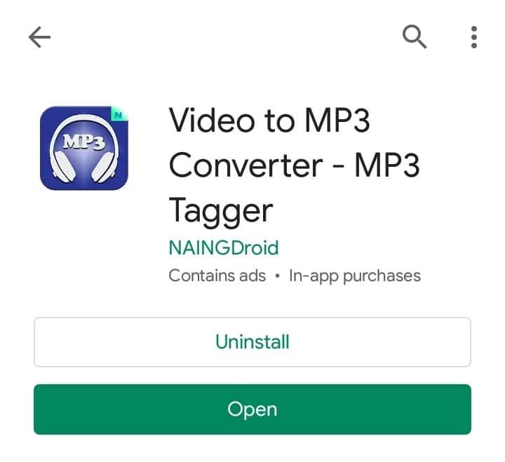video ko audio kaise banaye