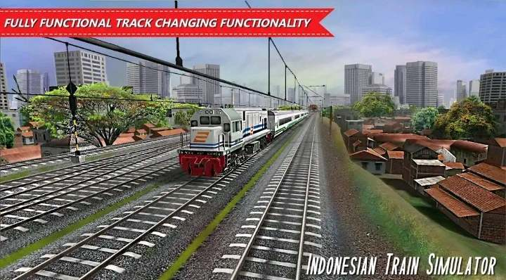 Indonesian rail wala game