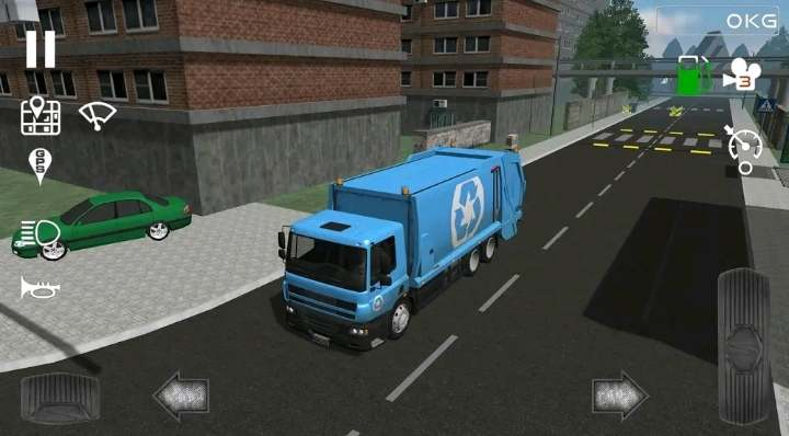truck chalane wala game