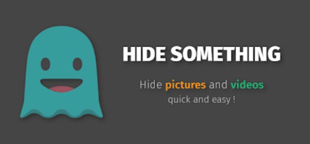 Hide Something Photo Chupane wala