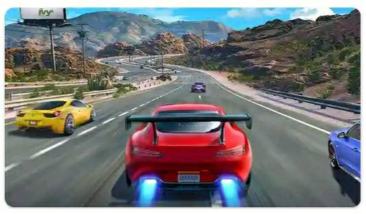 Street Racing Car wala game